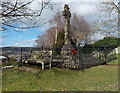 SO8203 : Selsley War Memorial by Jaggery