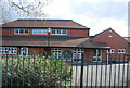 SP4909 : Wolvercote Primary School by N Chadwick