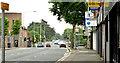 J3773 : The Upper Newtownards Road (EWAY), Ballyhackamore, Belfast - June 2014(2) by Albert Bridge
