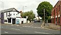 J3773 : The Upper Newtownards Road (EWAY), Ballyhackamore, Belfast - June 2014(3) by Albert Bridge