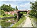 SJ7199 : Bridgewater Canal, Vicars Hall Bridge by David Dixon