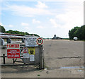 TG0915 : The West-East runway at RAF Attlebridge by Evelyn Simak