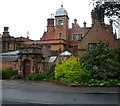 ST5672 : Burwalls House, Leigh Woods, North Somerset by Jaggery