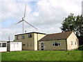 TG1014 : The Watch office at RAF Attlebridge (USAAF Station 120) by Evelyn Simak