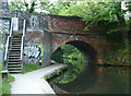 SP0484 : Worcester & Birmingham Canal - Bridge No. 84 by Chris Allen
