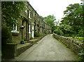 SE0426 : Brook Terrace by Humphrey Bolton