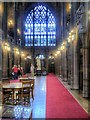 SJ8398 : The Historic Reading Room, John Rylands Library by David Dixon