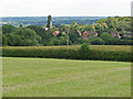 SU8179 : View of Knowl Hill by Alan Hunt