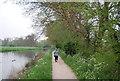 TL4964 : Fen Rivers Way by N Chadwick