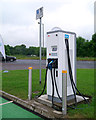 C8200 : 'E-Car' charge point near Maghera by Rossographer