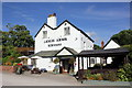 SJ6076 : The Leigh Arms, Little Leigh by Jeff Buck