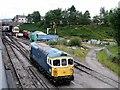 SD8010 : East Lancashire Railway, Bury South by David Dixon