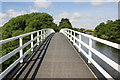 SJ5876 : Dutton Horse Bridge by Jeff Buck
