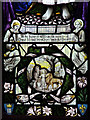 SU9006 : St Andrew, Tangmere - Stained glass window by John Salmon