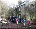 SN5326 : Ffermdy Nant Gwilw Farmhouse by Alan Richards