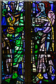 TQ7908 : Stained glass window, St Leonard's church : Week 29