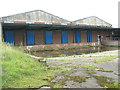 TG1421 : Warehouse near Brandiston by Evelyn Simak
