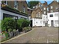 TQ2881 : Oldbury Place, Marylebone  by Free Man