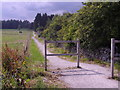 NJ5700 : The Deeside Way - west from the Westerton road by Stanley Howe