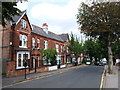 SP1195 : While Road, Sutton Coldfield by Chris Whippet