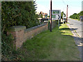 SK7961 : Great North Road, Cromwell by Alan Murray-Rust