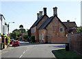 SK7963 : Park Farmhouse, Carlton-on-Trent by Alan Murray-Rust