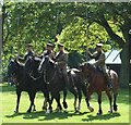TA2069 : British cavalry charge,  First World War : Week 31