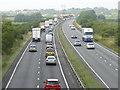 SK7568 : A1 near Egmanton by Alan Murray-Rust