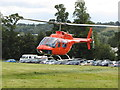 ST5571 : Helicopter rides at the Bristol Balloon Fiesta by Gareth James