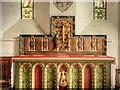 TF0008 : Altar, Great Casterton Church by David Dixon