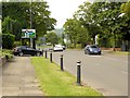 SJ8740 : Longton Road (A5035) Trentham by David Dixon