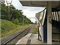 SJ9794 : Hattersley Station by Gerald England