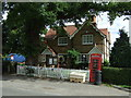 TL2377 : Abbots Ripton Post Office by JThomas