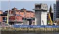 J3474 : CQ1, City Quays, Belfast - August 2014(6) by Albert Bridge