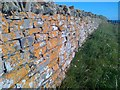 NC3970 : Dry stone Wall, An Fharaid by Mick Garratt