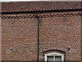 SK7476 : Detail of Trinity Farm barn by Alan Murray-Rust