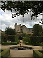 SE6183 : Helmsley Castle from The Walled Garden : Week 33