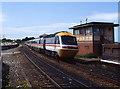 SH8479 : Trains at Colwyn Bay - 1993 (1) by The Carlisle Kid