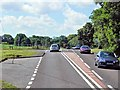 SJ8470 : A34, Siddington Crossroads by David Dixon
