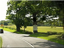 SJ8566 : A34 near Sandhole Farm by David Dixon