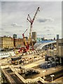 SJ8499 : Construction Work at Manchester Victoria (August 2014) : Week 34