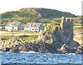 NR4045 : Dunyvaig Castle, Islay by Becky Williamson
