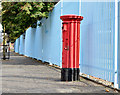 J3275 : Pillar box BT13 140, Belfast by Albert Bridge