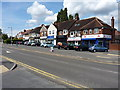 SP1483 : Shops on Lyndon Road by Richard Law