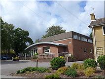 SU4613 : Thornhill Park Baptist Church by Basher Eyre