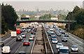 SJ7375 : M6 Motorway by Peter McDermott