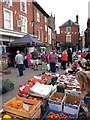 SO5174 : Ludlow Market by Oast House Archive