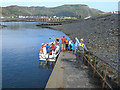 NM7317 : Easdale Ferry jetty by Oliver Dixon