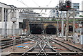 TQ3083 : Railway tunnel north of King's Cross Station by N Chadwick