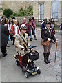 SK9771 : Steampunk festival in Lincoln 2014 - Photo 20 by Richard Humphrey